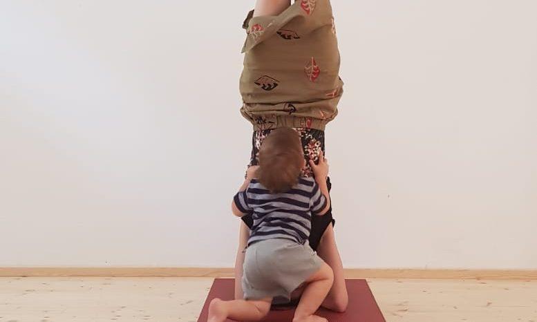 Yoga con figli
