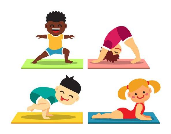 Yoga bimbi 5-10 anni