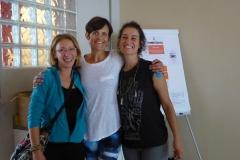 Le donne de La fabbrica dello yoga